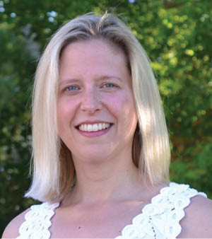 2022 Go Red for Women Co-Chair Sarah Larson